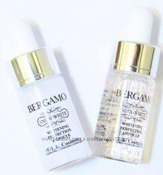 Осветляющие сыворотки BERGAMO Snow White и Vita White Perfection Ampoule