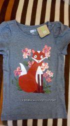 новые футболки   Crazy 8    размер 5-6 лет