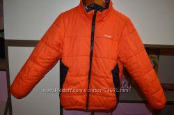 Фирменная демисезонная курточка Wed ze рост 128