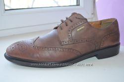 Мужские кожаные туфли Geox р. 44 по стельке 29 см