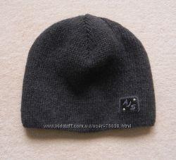 Мужская шапка AJC, Польша, темно-серая, новая