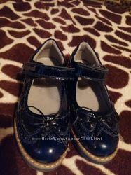 Ортопедические лаковые туфельки