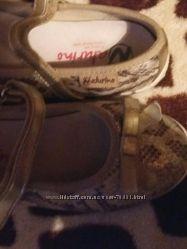 Туфельки под змею Naturino