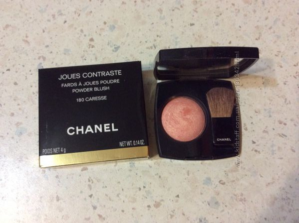 Румяна chanel joues contraste отзывы