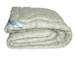 Одеяло Лелека искусственный лебяжий пух, теплое и нежное