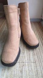Тёплые ботинки Rohde 38р-24, 5см Идеальные