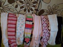 колготы девочке 1-3 годика