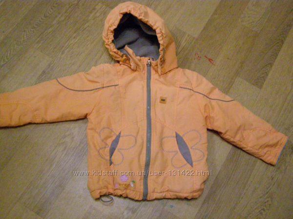 Легкая куртка KIKO 3-4 года