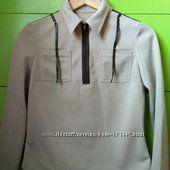 Новая трикотажная блузка 44-46 р