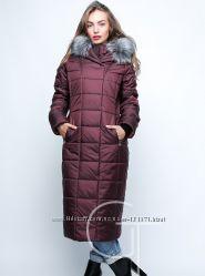 Зимняя куртка Prunel 437 Снежана 9604a68787d36