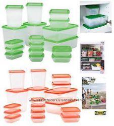 Набор контейнеров из 17 шт Ikea