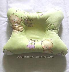 Ортопедические подушки детские для разных возрастов. Расцветки