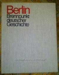 Книга история в фотографиях о Берлине