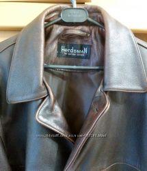 Кожаная куртка herdsman
