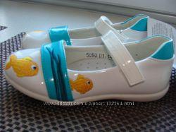 РаспродажаТМ Шалунишка туфельки р 26-31 -2 цвета