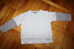 Модные яркие фирменные  регланы на мальчика 2-3 и 3-4 года