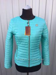 Модные куртки в расцветках и ассортименте-весна