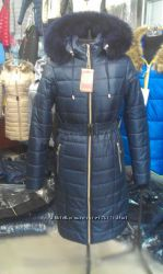 Куртка- пальто зима. 42-66 р