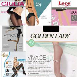 Колготы по оптовым ценам. Legs, Levante, Golden Lady, Omsa, Sisi