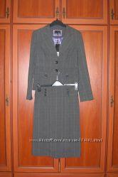 Костюм пиджак и юбка Next. Размер евр. 38, англ. 10. Новый