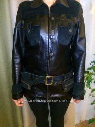 Шкіряна куртка  кожаная куртка