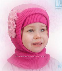 Шапка-Шлем с цветком для малышки. Подберем правильный размер