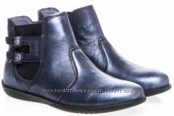 Супер цена. Новые, кожаные, деми ботинки ECCO ALICIA - 31р
