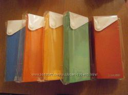 Цветные пластиковые пеналы
