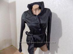 Блузка нарядная на запах, размер 44-46
