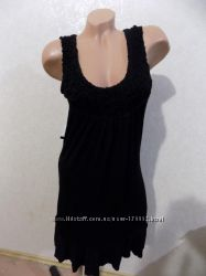 Платье черное фирменное C&A размер 46-48