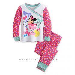 Детская пижама от Disney Минни Маус Minnie Mouse. Оригинал.