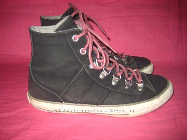 Кожаные кеды Converse оригинал - 36 размер