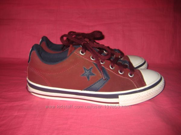 Фирменные кеды Converse оригинал - 3, 5 35, 5 размер