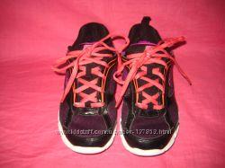 Фирменные кожаные кроссовки Fila оригинал - 34 размер
