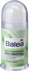 Дезодорант Balea deo kristall sensitive 100г Германия