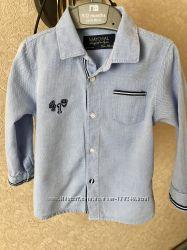 daaaf24acd6 Нарядная рубашка фирмы Mayoral размер 80