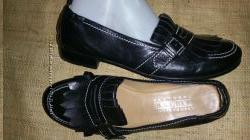37р-24 см кожа новые Trumans tubolare Made in Italy обувь класса люкс
