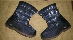 9-25 см очень теплые сапоги на слякоть и мороз Mounty snow boots