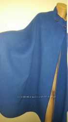 пончо Wetherall Made in England  шерсть one size большое размер