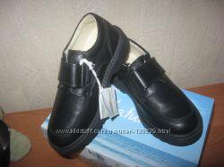 Новые кожаные туфли Naturino. Оригинал. 27 размер