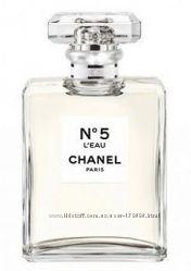 Chanel No 5 L&acuteEau Chanel для женщин 50 мл в праздничной упаковке
