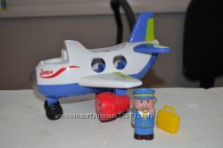 Самолет ELC