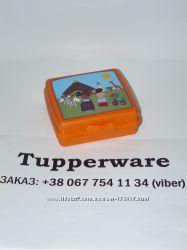 Мега скидка на Бутербродницу  TUPPERWARE Спешите