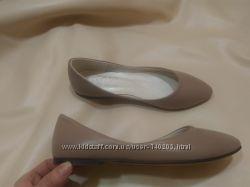Распродажа балетки кожаные натуральные