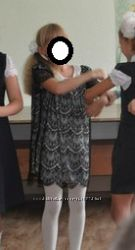 Кружевное платье фирмы MONE