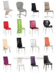 Стильные стулья по оптовым ценам от 1 шт.