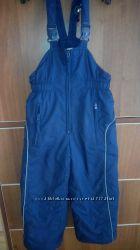 Полукомбинезон синий зимний Adagio 110 размер