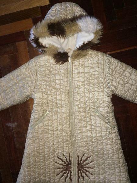 Продам пальто Войчик на 7 лет