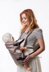 Рюкзак переноска с ортопедической спинкой для мамы аналог Womar  12