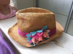 Шляпка - панамка Крейзи 8, Crazy 8 , на девочку, 2-5 лет, 2Т-5Т